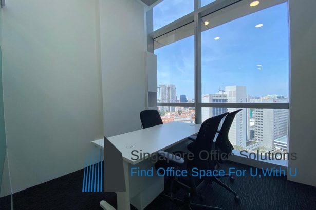 Fully Fitted Office For Rent