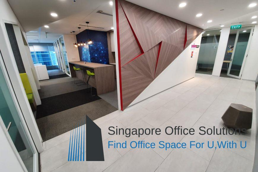 Office For Rent in Tanjong Pagar